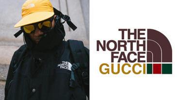 最潮羽絨服登場?The North Face x Gucci聯名消息釋出,現在存錢還不遲!