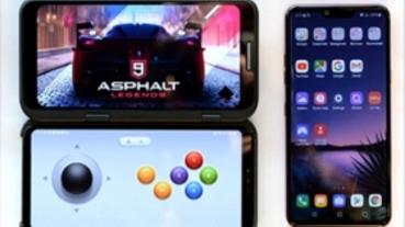 MWC 2019:支援 5G、雙螢幕配件,LG V50 ThinQ 5G 正式發表