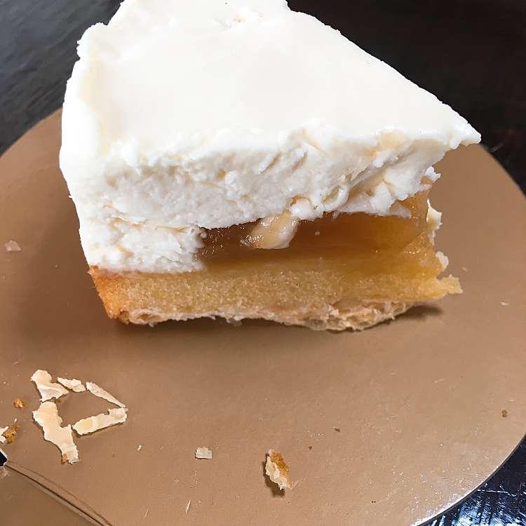 新宿区周辺で多くのユーザーに人気が高いクリームケーキキャラメルゴーストガーデン 新宿ミロード店のレアアップルの写真