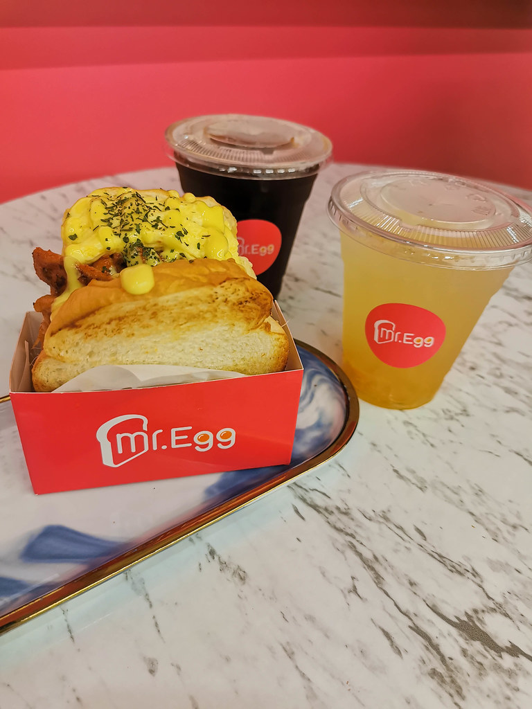 mr. egg 韓風手做三明治 (22)
