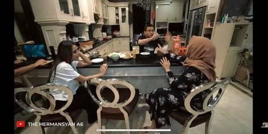 Anang Hermansyah. YouTube The Hermansyah A6 ©2020 Merdeka.com