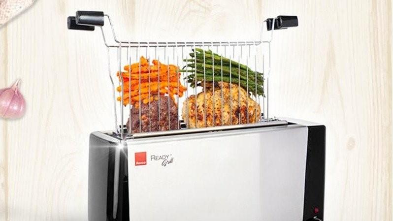 如何烤出餐廳等級牛排?無油煙烤肉神器,均勻快速烹烤!