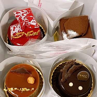 実際訪問したユーザーが直接撮影して投稿した西新宿チョコレートヴィタメール 新宿小田急店の写真