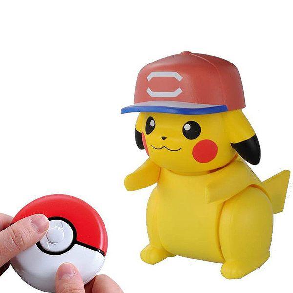 特價 Pokemon GO 精靈寶可夢 太陽與月亮- 遙控皮卡丘S&M(紅外線)_PC89925