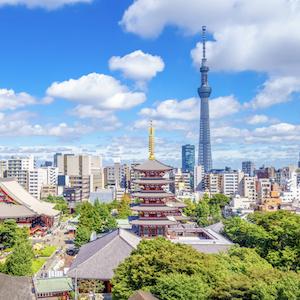【跟團】東京團體旅遊點我搜
