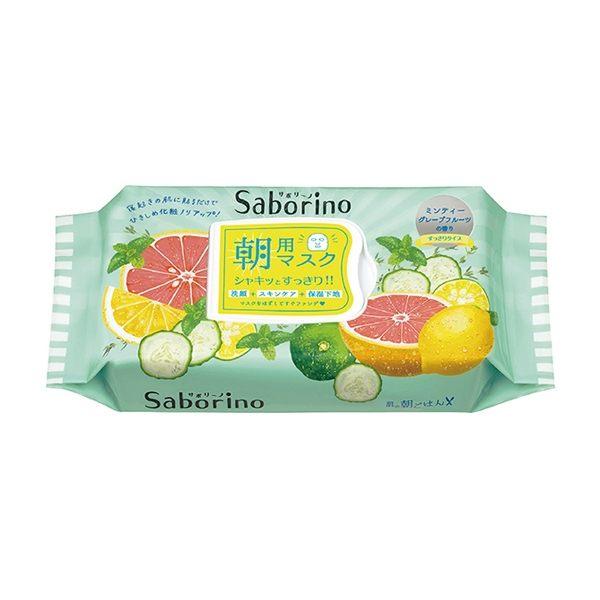 BCL Saborino早安面膜(清爽型)32枚入【康是美】
