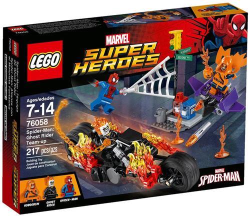 樂高積木 76058 超級英雄 蜘蛛人 惡靈戰警 ( LEGO Super Heros Batman )