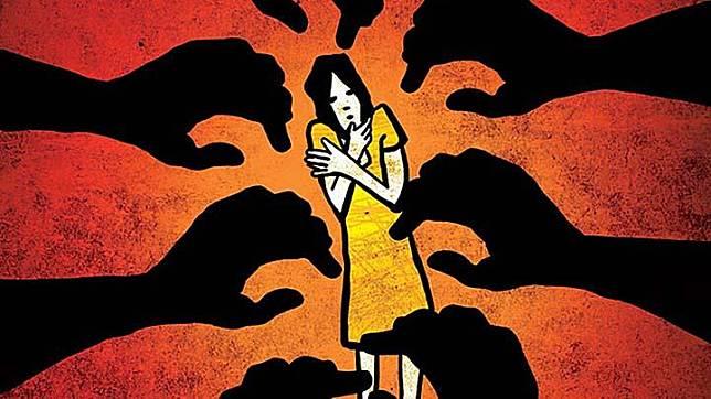 Ilustrasi pemerkosaan. indiatoday.intoday.in