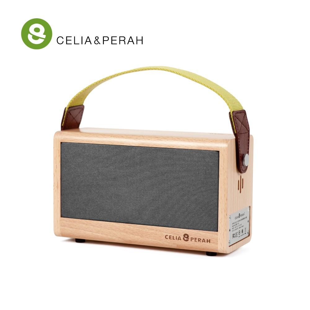 CELIA & PERAH P3 II 無線高傳真實木音響-山毛櫸