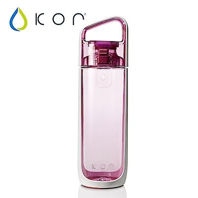 美國KORwater KOR Delta隨身水瓶750ml-玫瑰粉(快)