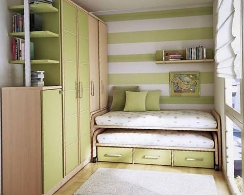 7 Desain Kamar Tidur Untuk Yang Punya Ruangan Terbatas Alias Sempit Cek Nih Referensinya Dagelan Line Today