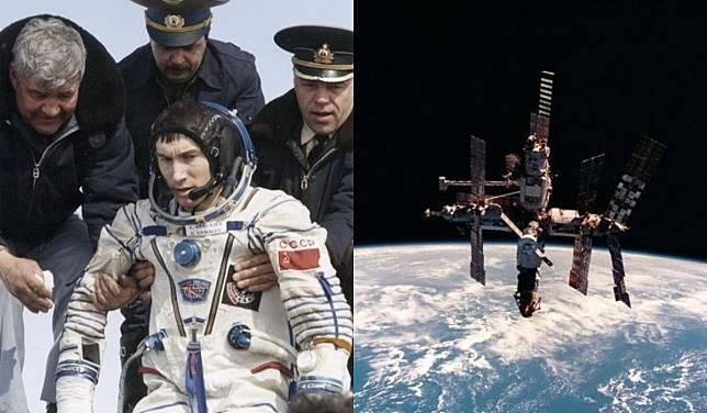 Nasib Memilukan Astronot yang Terdampar 311 Hari di Luar Angkasa, Saat Kembali Dia Mendapati Kenyataan Ini