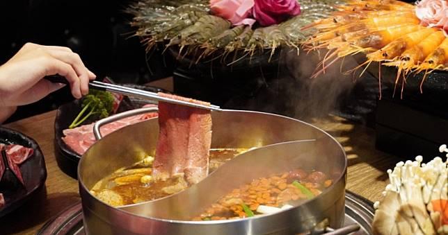 網美火鍋吃到飽進軍台南 試營運首三日肉肉免費升級美國Prime級手切神仙牛