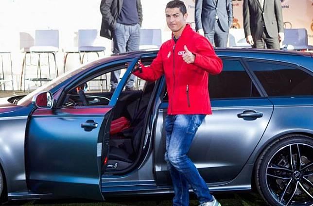 Tembus Rp 62,1 Miliar, Inilah 19 Mobil Mewah Cristiano Ronaldo, Paling Mahal Sampai Rp 22,6 Miliar