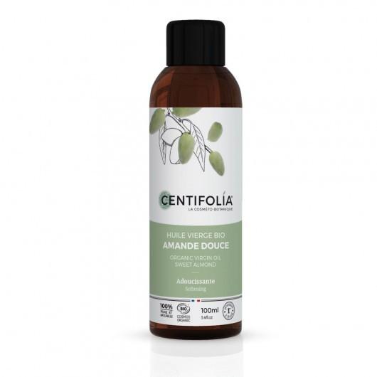 【Centifolia 法國貝貝】有機甜杏仁果潤膚油 100ml
