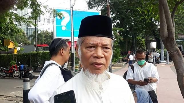 Mantan Penasihat KPK Abdullah Hehamahua. (Suara.com/Novian)