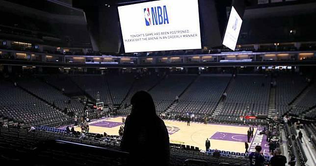 NBA復賽最後期限曝光! 來不及打完賽季恐直接取消