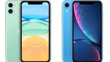 受保護的內容: iPhone 11 vs iPhone XR – 銷量冠軍的地位將被取代?