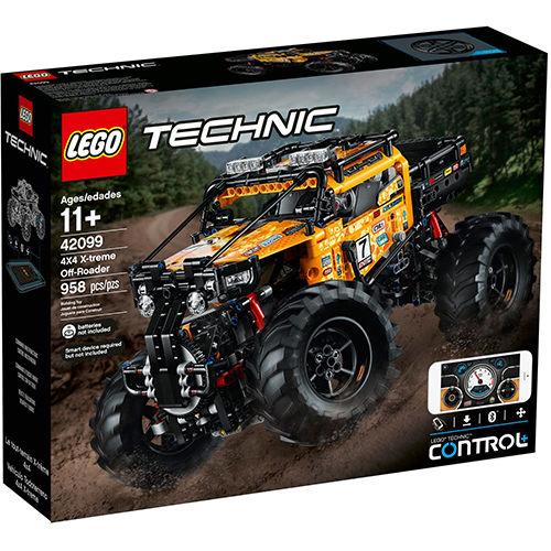樂高積木 LEGO 2019《 LT42099 》科技 Technic 系列 - RC X-treme 遙控越野車╭★ JOYBUS玩具百貨