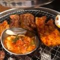 つぼ焼きサムギョプサル - 実際訪問したユーザーが直接撮影して投稿した百人町韓国料理でりかおんどる 新大久保本店の写真のメニュー情報