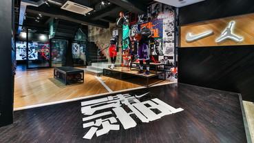 Nike 打造 HBL 熱血應援店 / 展現「一生只有一次HBL」熱情純粹的籃球態度