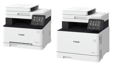 Canon 推出二款桌上型高效彩色雷射事務機,搭載 5 吋觸控螢幕及全新應用程式庫功能