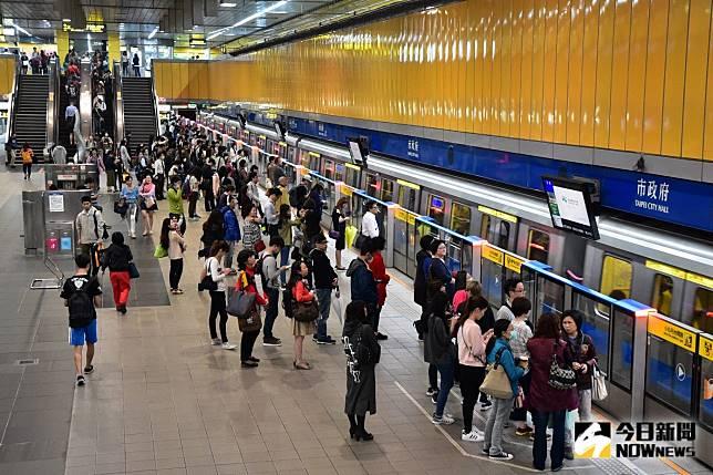 ▲台灣的捷運,乾淨、舒適、方便,因此深受許多民眾喜愛。(圖/NOWnews資料圖片)