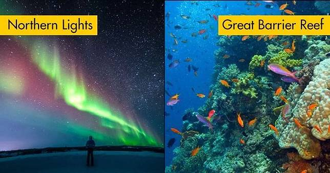 6 Keindahan Alam yang Mungkin Hanya dinikmati Dalam Bentuk Foto
