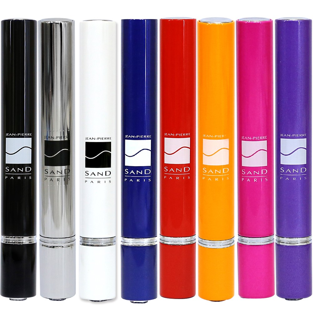 【Caseti】Sand系列-時尚防漏鎖香水分裝瓶 - 8色可選
