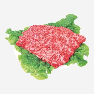牛肩ロースカルビ焼用(解凍含)