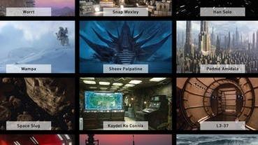 星際大戰免費釋出虛擬背景!帶你到遙遠的星系開遠端視訊會議