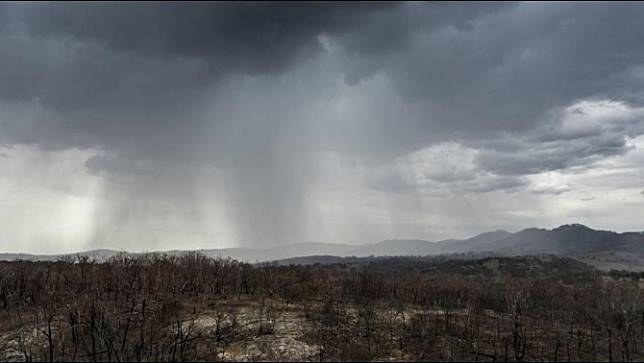ฝนยังตกต่อเนื่องในออสเตรเลีย ช่วยดับไฟป่า