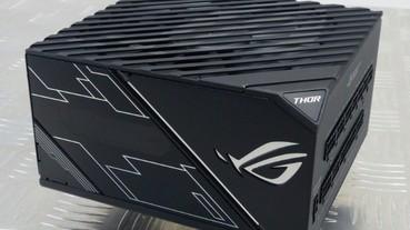 大處著眼、小處著手,貼近玩家需求的 Asus ROG Thor 850P 850W 電源供應器首發測試