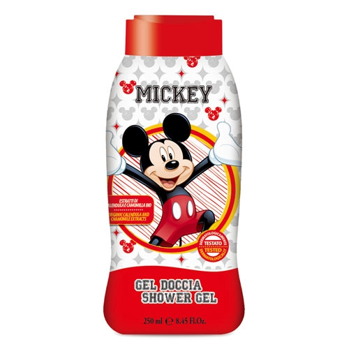 Disney Micky沐浴露250ml【愛買】