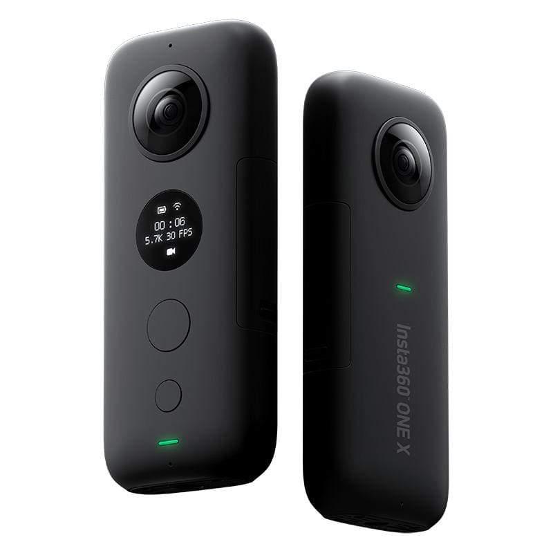 ONE X系列 全景運動相機-黑(公司貨) + 32G + ONE X隱形自拍棒