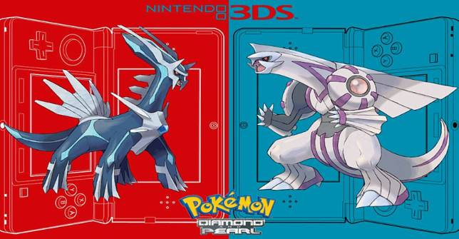 Source Code Pokemon Diamond dan Pearl Bocor karena Hacker