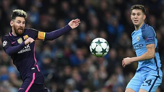 Lionel Messi Terkesiap Manchester City Dihukum Larangan Tampil di Liga Champions