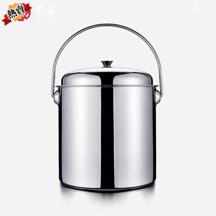 茶渣桶 不銹鋼茶水桶茶渣桶排水桶茶具茶葉垃圾桶茶道茶盤接水桶隔漏 快速出貨