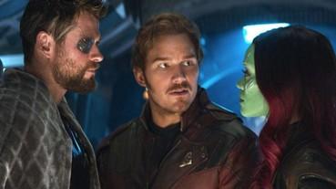 〔復仇者聯盟〕《復仇者聯盟 3》星爵被罵翻 導演羅素兄弟卻指出「他」才是戰犯...