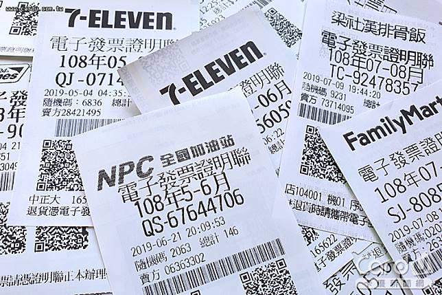 不列印電子發票證明聯儲存在載具中,可增加500元專屬獎中獎機會至千分之7(圖/卡優新聞網)