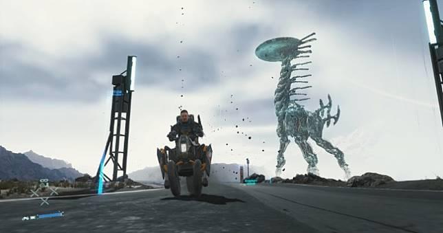 尿尿也是武器的《死亡擱淺》玩家評價大逆轉,你看見《地平線》長頸獸彩蛋了嗎?