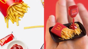 麥當勞要送1萬份免費薯條啦!現在只要這樣做,就可以吃到麥當勞贈送的免費薯條~
