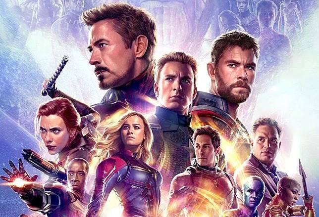 《復仇者聯盟4:終局之戰》(Avengers:Endgame)前日在本港上映。