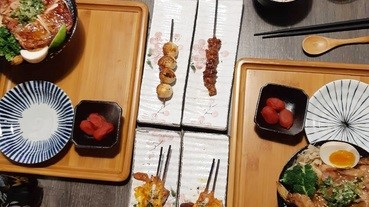 宵夜美食推薦 | 大河屋居酒屋高雄夢時代店 | 日本料理酒食串燒 | 時代光廊