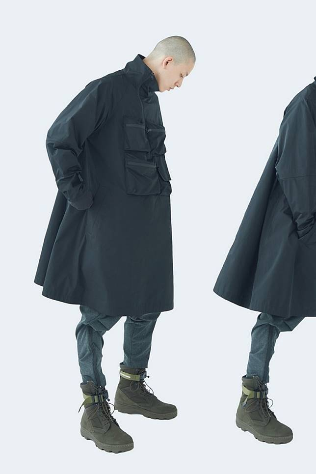 Water Resistant Cape(互聯網)