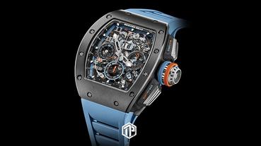 Richard Mille 推出全球限量 RM 11-05 腕錶!