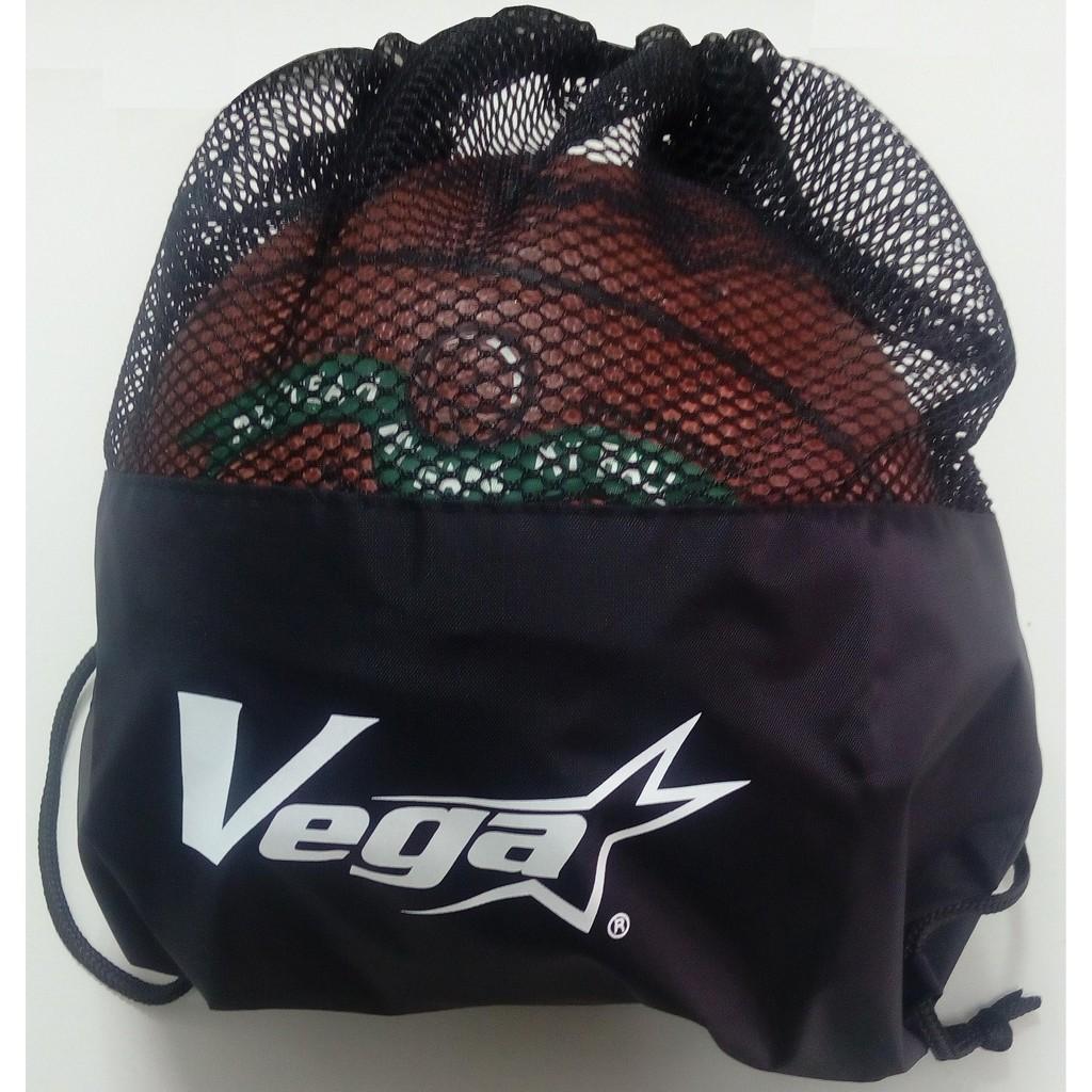 VEGA VGB-01B單顆裝網狀球袋 可放各式球類籃球 足球 排球 手球 校隊 系隊 比賽攜帶方便單顆裝網狀球袋,可放各式球類簡便型後背袋,束口袋設計,輕巧不占空間附拉鍊內袋,不可調整背帶長度可一般