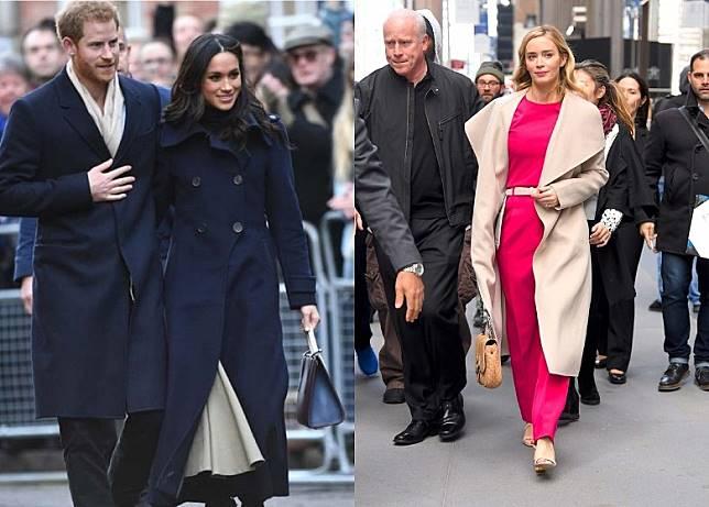 王妃及Emily Blunt等名人明星都是品牌的粉絲。(互聯網)