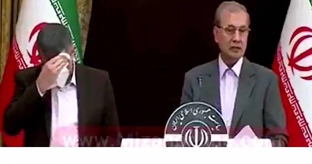 新冠肺炎擋不住! 伊朗衛生部副部長確診被「隔離中」