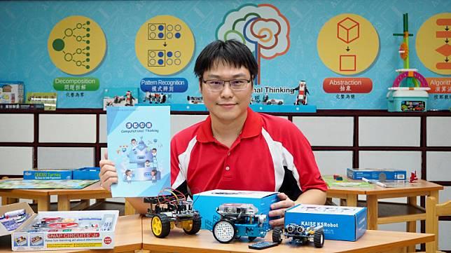 2019教育創新100|運算思維是什麼?張琬翔跨界為孩子準備程式腦!